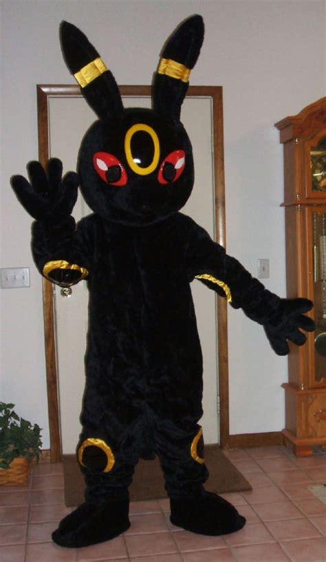 umbreon mascot costume cosplay