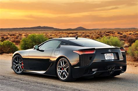 lexus sport car lfa tuned lexus lfa custom modified cars