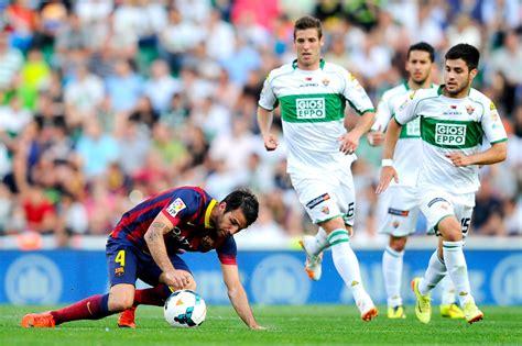 fc barcelona v elche fc la liga zimbio elche fc v fc barcelona la liga pictures zimbio