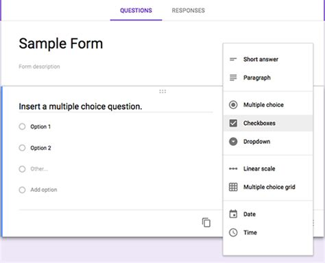 google form google forms it umn