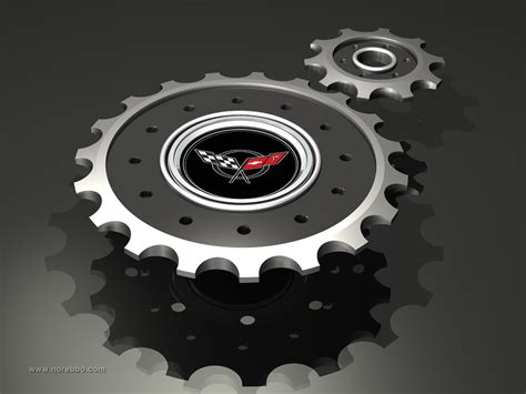 corvette engineering logo norebbo