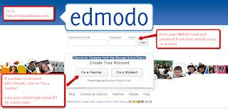 edmodo not showing posts technology through time edmodo for the district