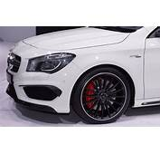 2014 Mercedes Benz CLA45 AMG First Look Photo Gallery
