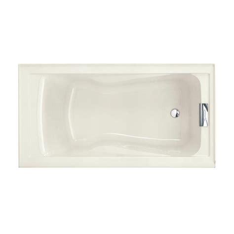 deep standard bathtub american standard evolution 5 ft right drain deep soaking