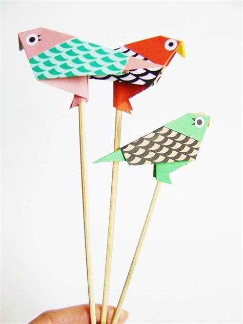 Origami Bird Decorations - 22 best bird decorations images on bird