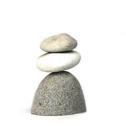 zen rock cairn stone sculpture