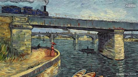 How a hand painted film is bringing vincent van gogh s art