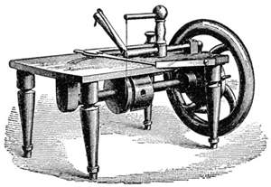 who invented the sewing machine invention of the sewing machine