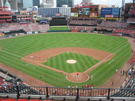 What Is Section 351 by Busch Stadium Section 351 Rateyourseats