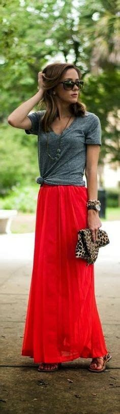 1000 ideas about grey maxi skirts on maxis