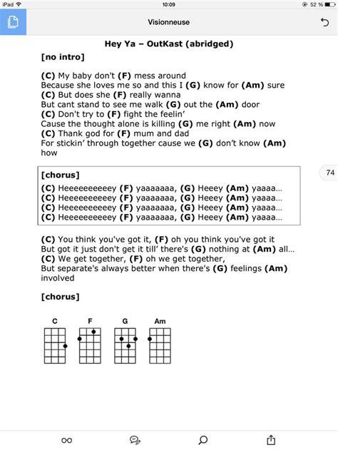 ukulele tutorial hey ya 120 best images about ukulele on pinterest ukulele songs