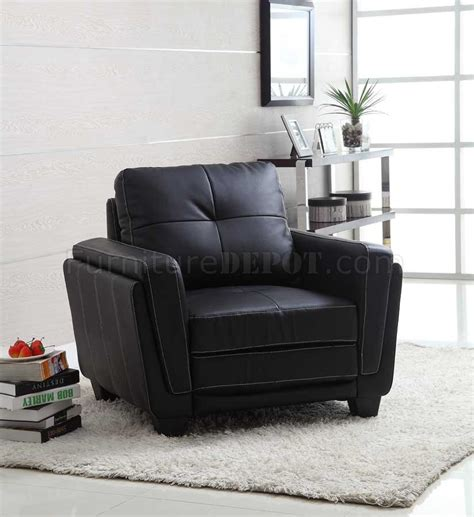 black vinyl sofa dwyer sofa loveseat set 9701blk in black vinyl by