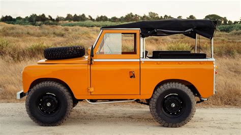 land rover land rover series iia