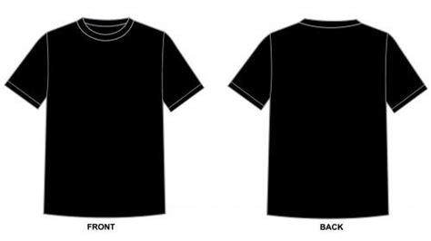 Blank Tshirt Template Black In 1080p Art Ideas T Shirt Design Template Shirt Template Black T Shirt Template