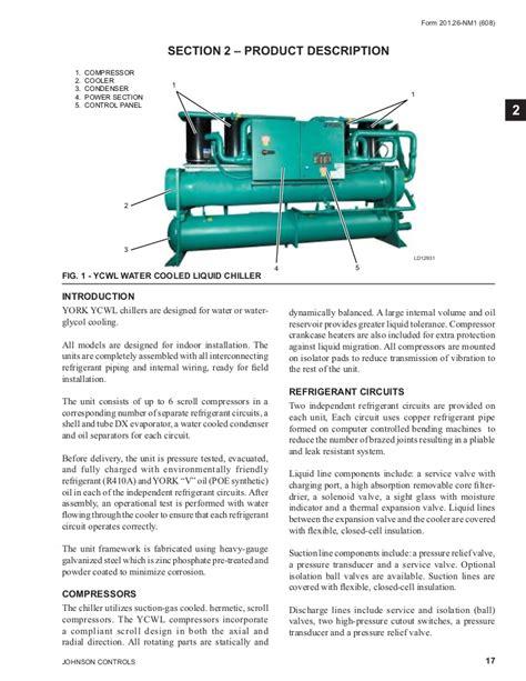 york chiller wiring diagram 27 wiring diagram images