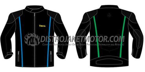 desain jaket rompi desain jaket motor contoh model gambar
