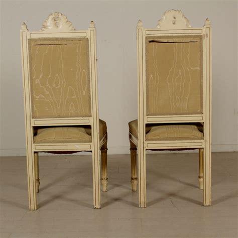sedie stile coppia di sedie in stile sedie poltrone divani