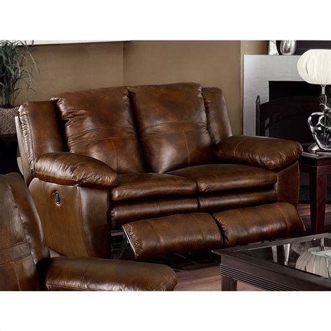 Catnapper Loveseat Recliner by Catnapper Sonoma Reclining Loveseat In