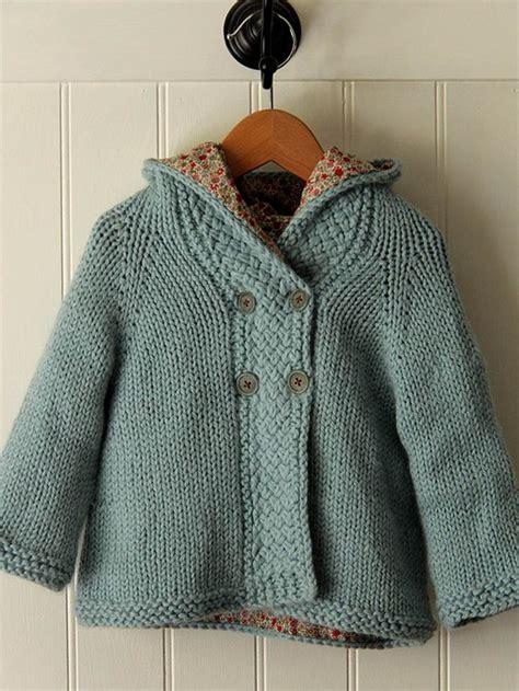 knitting pattern sweater pinterest 22lattebabycoat2 baby crochet sweaters pinterest