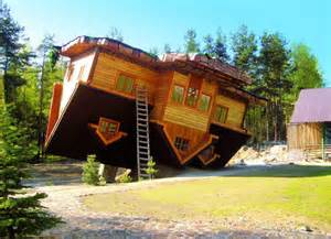 Attractive Odd Shaped House Plans #7: Upside-down-house.jpg