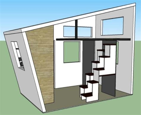 Denise S 8x12 Tiny House Design 8x12 Tiny House