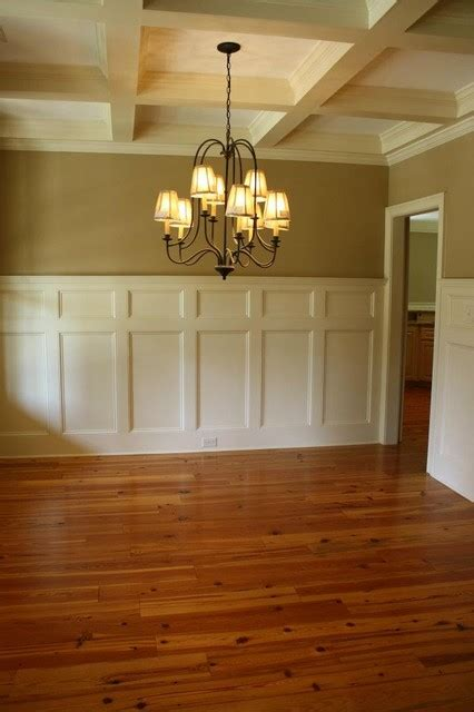 Hardwood Floor Dining Room by Hardwood Floors More Inc Traditional Dining Room