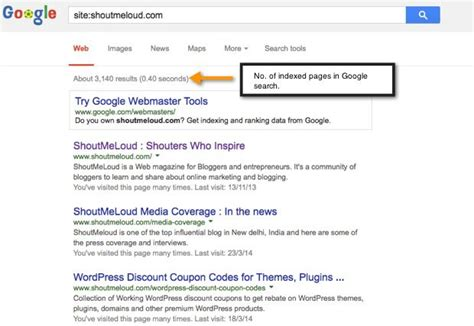 Find Site How To Index A Website In Search In 24 Hrs Study