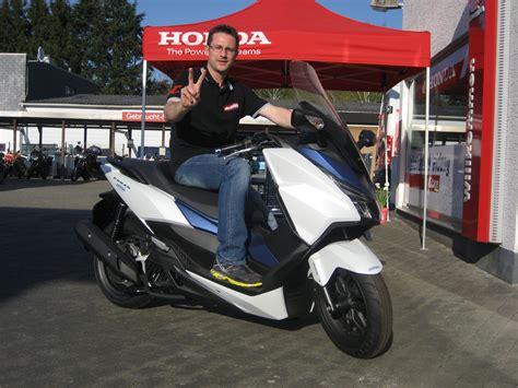 Motorrad 125 Neu by Honda Semmler Forza 125 Neu