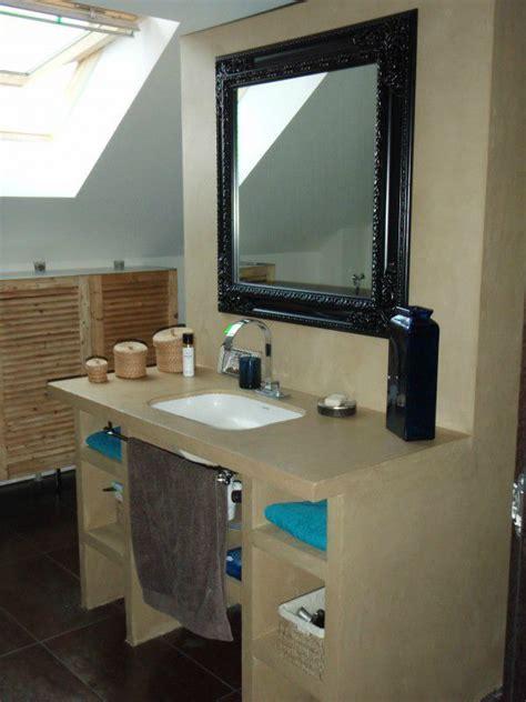 cuisine b騁on cellulaire fabrication meuble salle de bain