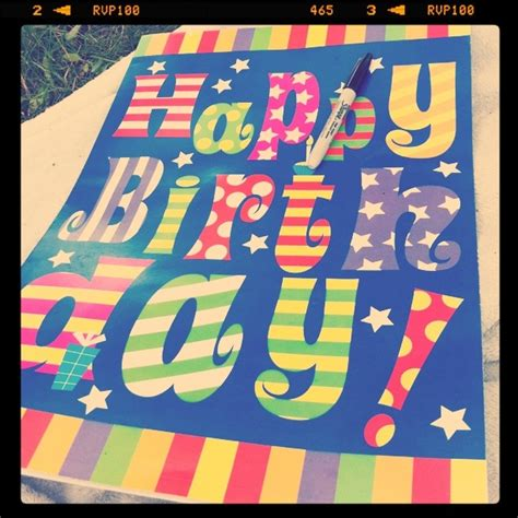 how to make a big birthday card big birthday cards my
