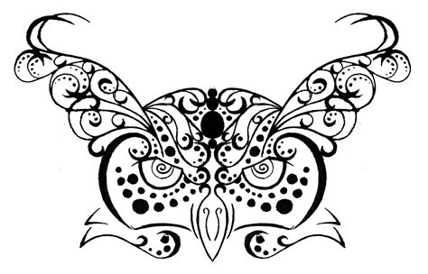 owl henna tattoo henna images designs