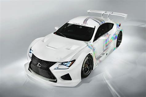 lexus rc modified lexus returns to racing with the rc f gt3 digital trends