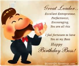 great greetings birthday wishes for boss nicewishes