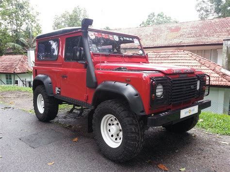 used land rover defender land rover defender 90 td5