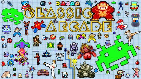 old school games wallpaper classic arcade hd george spigot s blog