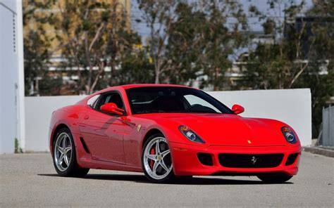 wallpaper 599 gtb fiorano italian sports car