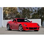 Wallpaper Ferrari 599 GTB Fiorano Italian Sports Car