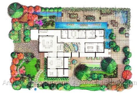 landscape architecture sketches plans t 236 m với google