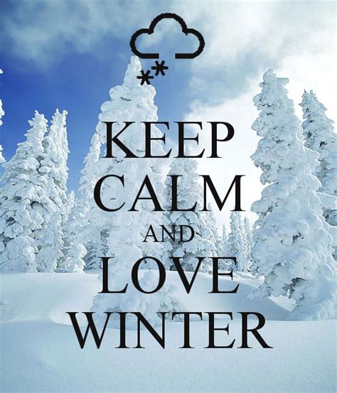 images of love in winter quotes i love winter quotesgram