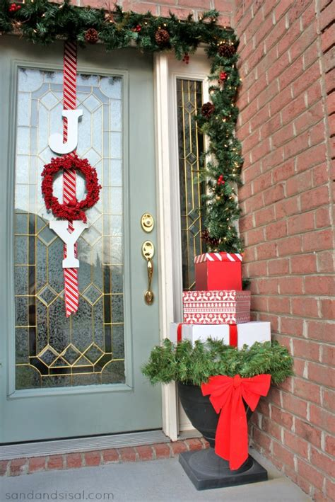 outdoor christmas topiary ideas home tour sand and sisal
