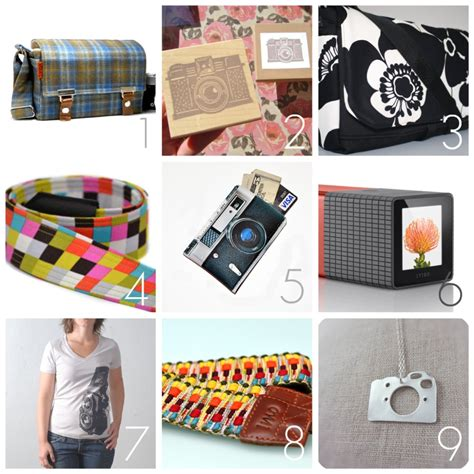 Gifts For Camera Lovers | margotmadison gifts for camera lovers