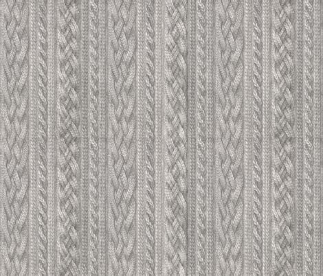 pattern making knit fabric cable knit fabric zhfield spoonflower