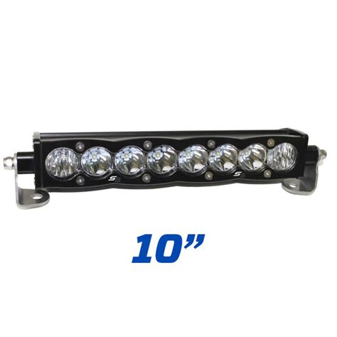 8 Inch Led Light Bar Baja Designs 10 Inch S8 Led Light Bar Ebay