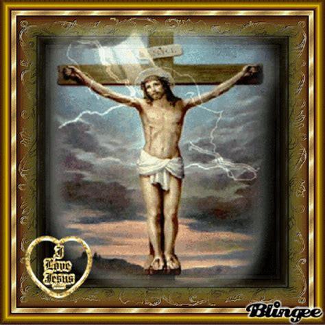imagenes catolicas de jesus crucificado jes 250 s crucificado fotograf 237 a 128726124 blingee com