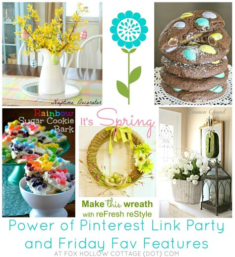 pinterest craft ideas for home decor power of pinterest link party and friday fav features