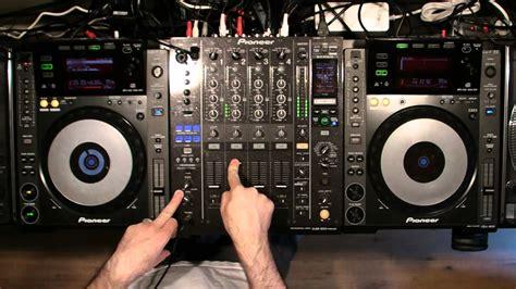 mix table dj cours dj n 176 4 prise en table de mixage