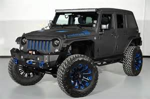 Modefied Jeep Modified 2015 Jeep Wrangler Rubicon The Motostew