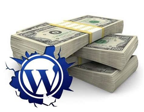 Shady Ways To Make Money Online - 5 ways to make money with your wordpress website