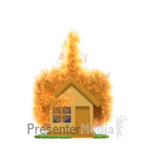 house on fire gif animated picture of house on fire house pictures