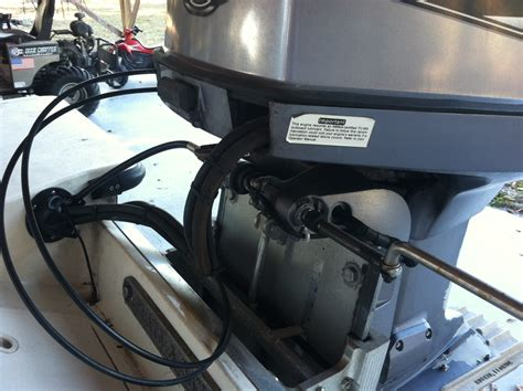 boat steering cable breaks i have a 1999 130 the steering in frozen and i need to